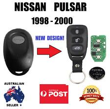 NISSAN  PULSAR  REMOTE KEYLESS FOB KEY 1998-2000 N15