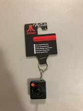 Official Atari 2600 Joystick Keyring / Keychain Retro Gaming Amazing Detail