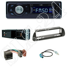 Caliber RMD021 Radio + Mercedes Sprinter W902-905 Blende schwarz + ISO Adapter