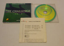 Maxi Single CD Harold Faltermeyer - The Challenge  1994  3.Tracks