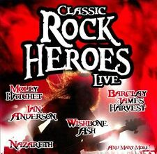 Classic Rock Heroes by Various Artists UK 2 CD Nazareth, Molly Hatchet
