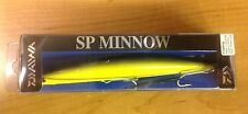 "NEW Daiwa DSPM15F31 Salt Pro Minnow 6"" 1-1/19oz Black Yellow"