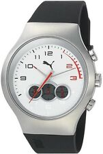 PUMA Men's ed Zone Chronograph Watch PU102791005