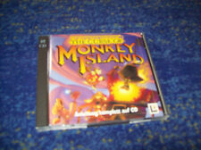 Monkey Island 3 The Curse of Monkey Island PC classico COMPL. tedesco.