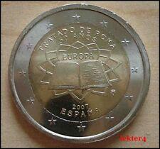ESPAÑA 2 EUROS 2007 - CONM. TRATADO DE ROMA