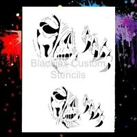 The Ripper Set  12 x 9 Airbrush Stencil
