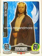 Force ATTAX Movie Card-Eeth Koth #076