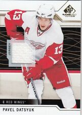 PAVEL DATSYUK NO:88 GAME-JERSEY in SP GAME USED 2018-19