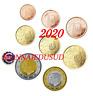 Série 1 Cent à 2 Euro Espagne 2020 - Série UNC