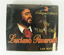 The One & Only Luciano Pavarotti by Luciano Pavarotti 2 Discs Boxed Set