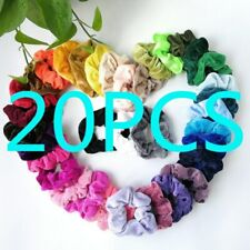 Girls Elastic Hair Rubber Bands Accessories Scrunchy Ring Rope Ties Ponytail
