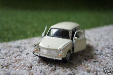 Trabant 601 -Trabi das DDR Kultauto, detailgetreues Modellauto 1:34