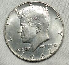1967 50C Kennedy Half Dollar