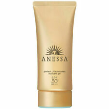 Anessa UV Sunscreen Skin Care GEL Spf50 PA 90g
