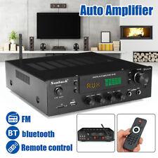 800W HiFi Verstärker Stereo Amplifier Digital bluetooth  FM Vollverstärker DE