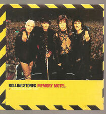 "Rolling STONES feat. Dave Matthews ""Memory motel"" 1 Track Promo CD CARDSLEEVE"