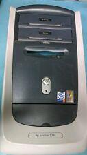 HP Pavilion XT963 7905 7955 Front Panel Case Faceplate Bezel w/ Button 5042-6630