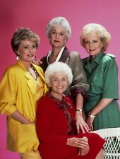 THE GOLDEN GIRLS - TV SHOW PHOTO #3 - CAST PHOTO