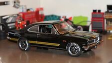 1:18  BIANTE HT MONARO GTS 350 IN WARRIGAL BLACK, MODIFIED WHEELS/ROLLCAGE