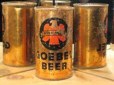 *Goebel Gold Label*Goble Brg.Co. Detroit,Mich.