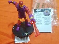 Heroclix Cyclops Sentinel G012 Rare Figure, Xmen TAS Dark Phoenix, Free Shipping