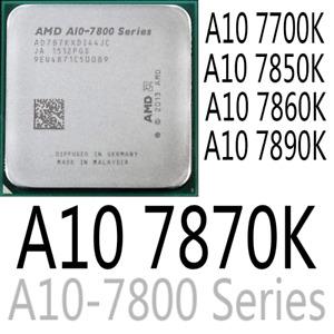 AMD Phenom A10-7700K A10-7850K A10-7860K A10-7870K A10-7890K Socket FM2+ CPU