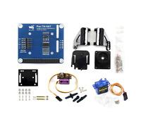 2-DOF Pan-Tilt HAT for Raspberry Pi I2C Interface with onboard PCA9685 TSL2581