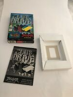 Atari Jaguar Game - Club Drive - Box Tray Manual Only