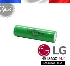 Batterie Accu LG INR18650MJ1 3500mAh 10A
