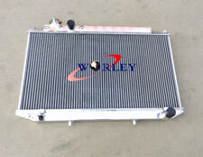 40mm aluminum radiator for Toyota Cressida MX83 1989-1993 Manual MT