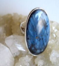 Ring mit einem Pietersit, 925er Silber - Gr. 16,8