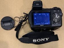 Sony Cybershot Mega movie vx DSC-H7 Camera 8.1MP 15x Optical Zoom Full HD TESTED
