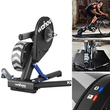 Wahoo KICKR Power Trainer 2017 - indoor bike trainer - WFBKTR117