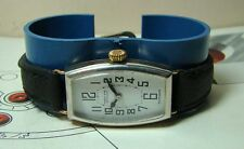 Vintage West End Winding Swiss Made Wrist Watch 18k Gold Old Used Antique