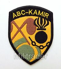 Switzerland Swiss Armed Forces Competence Center ABC-KAMIR Patch (GRN)