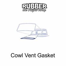 1948 -  1952 Ford Truck Cowl Vent Seal