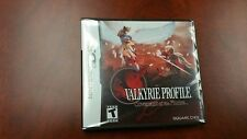 Valkyrie Profile: Covenant of the Plume (Nintendo DS/3DS/DSI) Brand New