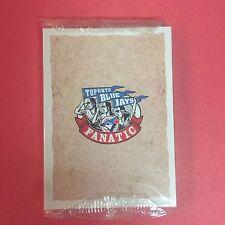 1992 Oh Henry Toronto Blue Jays team set Sealed SGA Police Fire Safety