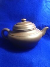 Chinese Antique Yixing Red Clay Teapot