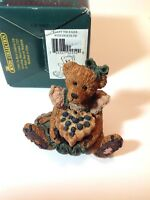 Boyds Bears: Bailey The Baker - With Sweetie Pie - Style #2254