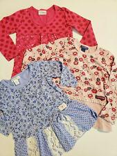 Naartjie girl size 3  bundle  tops shirts school clothes pink blue