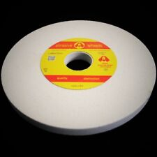 90 x 10x12.7 Surface Grinding Wheel Model Tool Post for Hard Steel Grinder White
