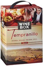 WineBox Tempranillo Vino de la Tierra de Castilla trocken Bag-in-Box