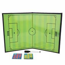 A4 folder Magnetic Football Coaching Board/Tactics Folder With Pen