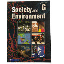 Society and Environment Workbook G RIC Publications