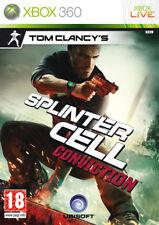 Tom Clancy's Splinter Cell Conviction XBOX 360 jeux games spelletjes 1402