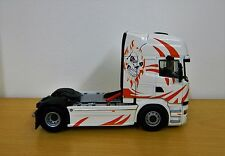 1:50 Scale Scania Clear Laser Print Waterslide Decals,Code 3.Tekno, Wsi, Daf