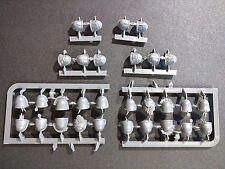 Warhammer 40k Space Marines Space Wolves Pack Shoulder Pad Bits