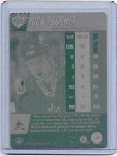 RICK TOCCHET PHOENIX COYOTES NHL Ice Hockey 1999 Printing Press Plate 1/1 FLYERS