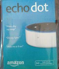 Amazon RS03QRDS Echo Dot 2nd Generation Smart Speaker - White